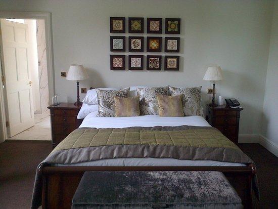 Bailbrook House Hotel : Bedroom