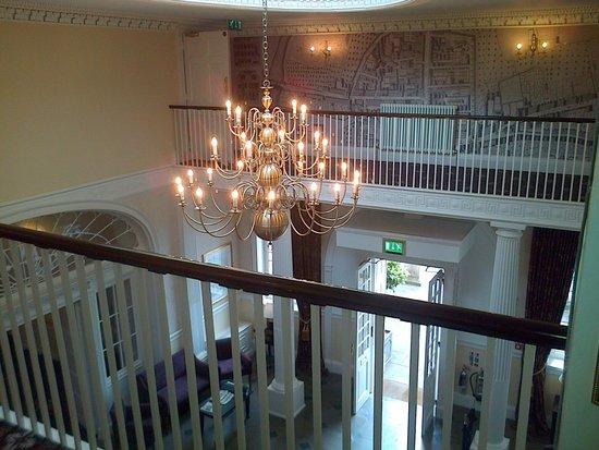 Bailbrook House Hotel : Reception Below
