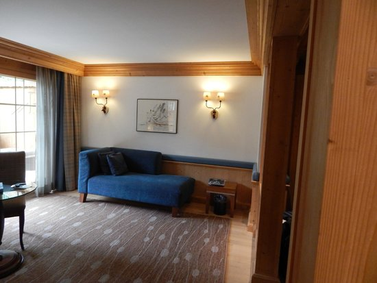 Chalet RoyAlp Hotel & Spa : Room
