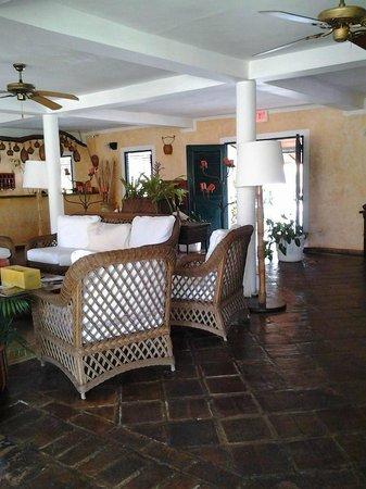 Hotel Caserma: Lobby