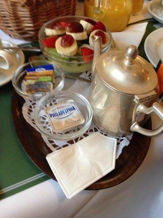 Hotel Brack: Breakfast