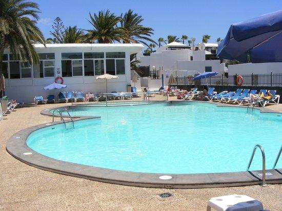Apartamentos Jable Bermudas: Pool at Jable Bermudas