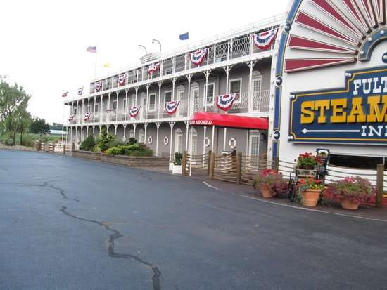 Fulton Steamboat Inn: The Steamboat Inn