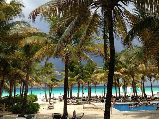 Hotel Riu Lupita: on the beach