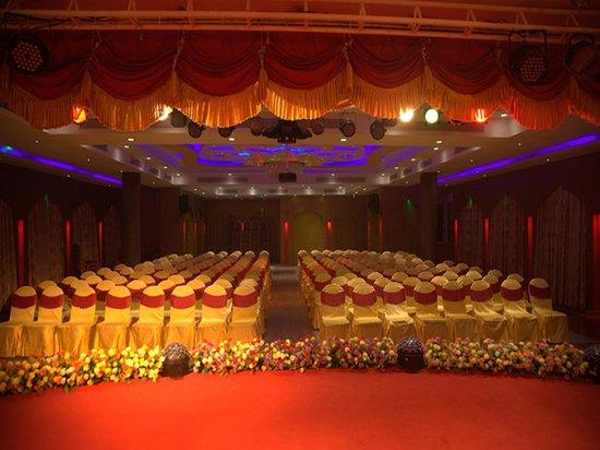 Hiton Hotel: Hi- Lounge Banquet Hall