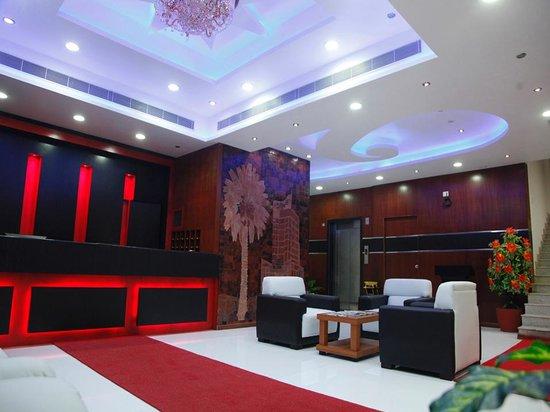 Hiton Hotel: Lobby
