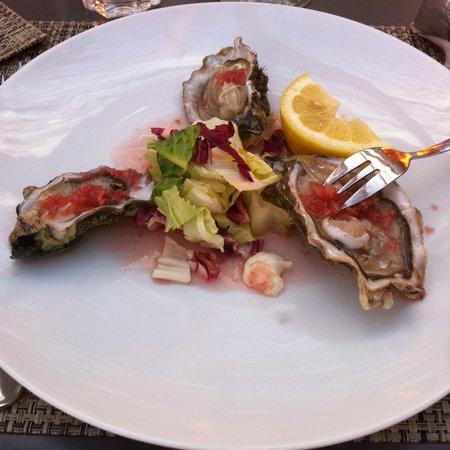Club Med Kamarina : И даже устрицы