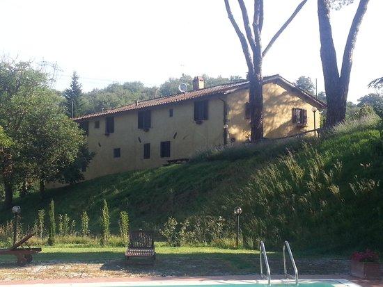 Villa Poggio di Gaville: The Villa