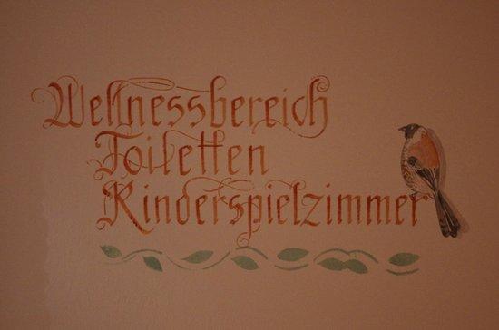 Kaprunerhof: Ontspanning...