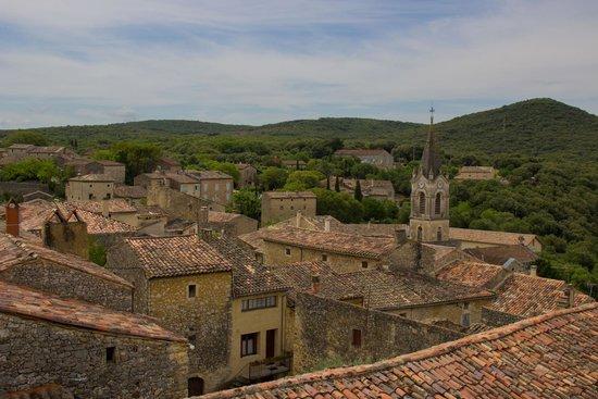 Chateau des Roure XVeme siecle