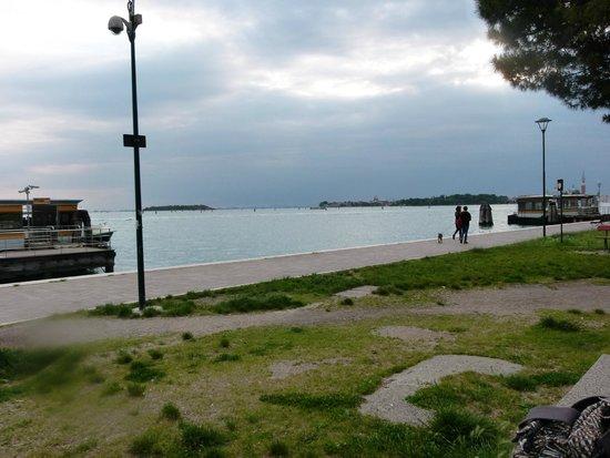 Best Western Premier Hotel Sant'Elena: la promenade