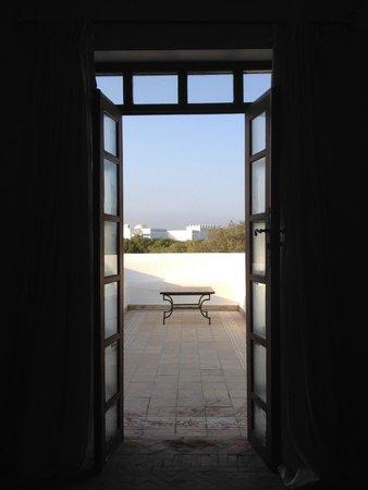 Domaine de l'Arganeraie : Vue de la chambre