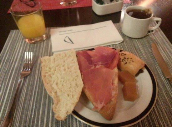 Abba Madrid Hotel: Breakfast