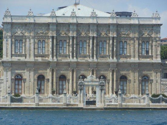 Anadolu Kavagi : Dolmabahçe Palace