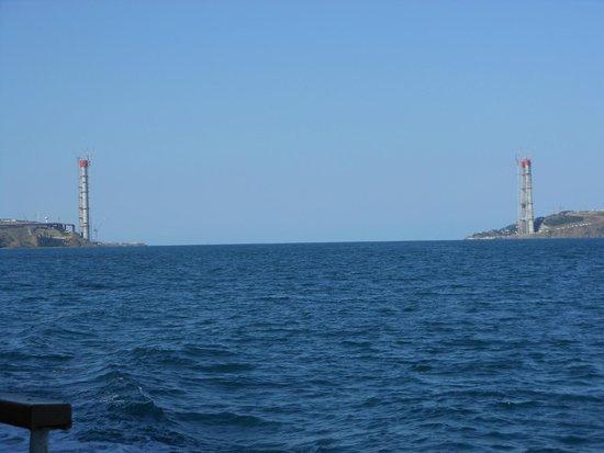 Anadolu Kavagi : New Suspension Bridge