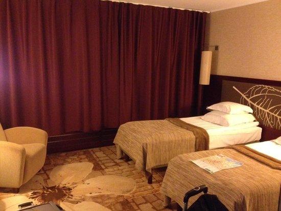 Nordic Hotel Forum: наши кровати