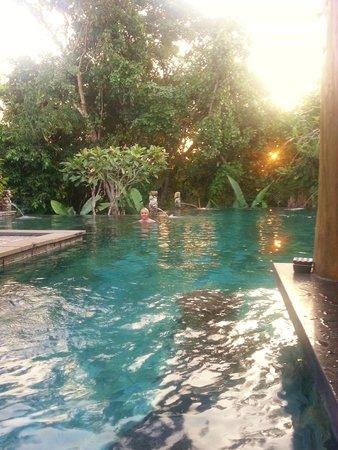 The Lokha Umalas Villas & Spa: MAin Pool