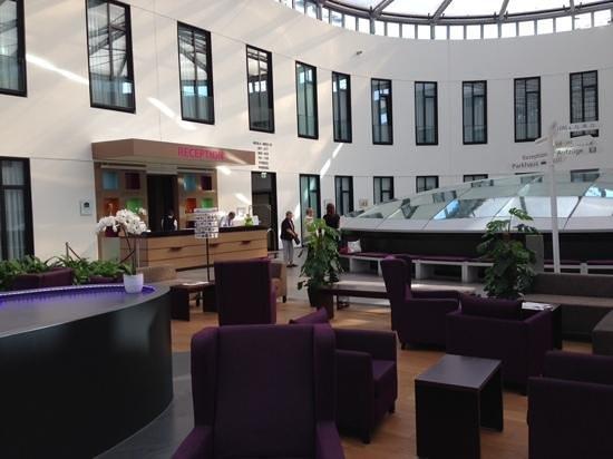 Mercure Hotel MOA Berlin: 三階レセプション