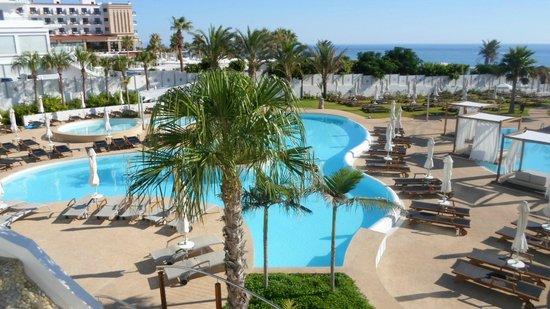 Sunrise Pearl Hotel & Spa: Pool für tägliches Aqua Aerobic und Kinderbecken