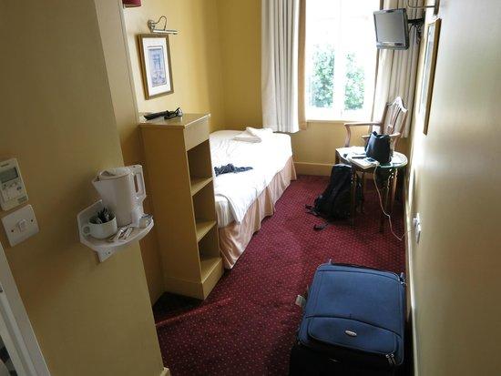 Trebovir Hotel: Room