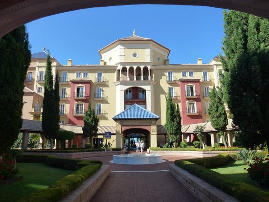 Iberostar Malaga Playa: hotel