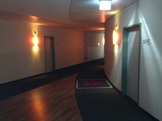 Mercure Hotel MOA Berlin: 廊下