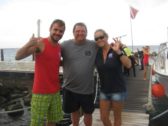Ocean Encounters Diving : Me and Pol
