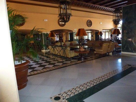 Iberostar Malaga Playa: coin salon hotel