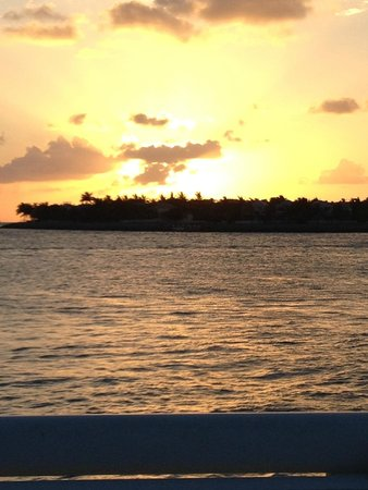 Sunset Pier : Pôr do Sol lindo!