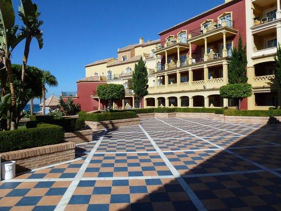 Iberostar Malaga Playa : hotel