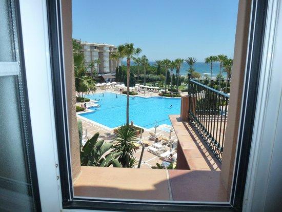 Iberostar Malaga Playa : vue salle de bains