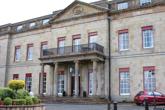 Shrigley Hall Hotel, Golf & Country Club : Reception