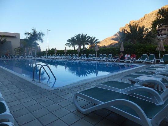 Paradise Costa Taurito: 8:00 am