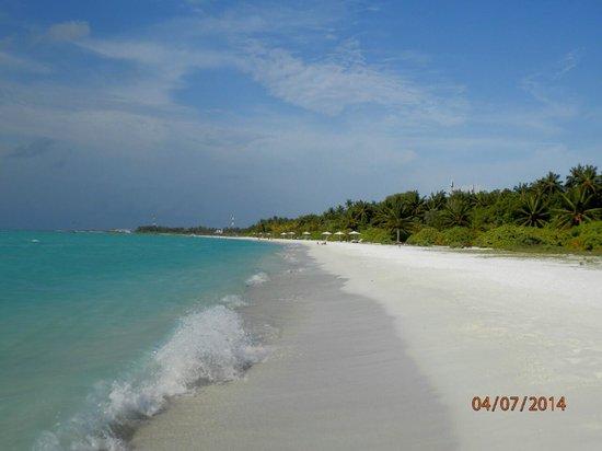 Holiday Island Resort & Spa: Просторы