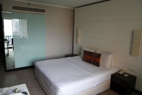 Seri Pacific Hotel: Our room