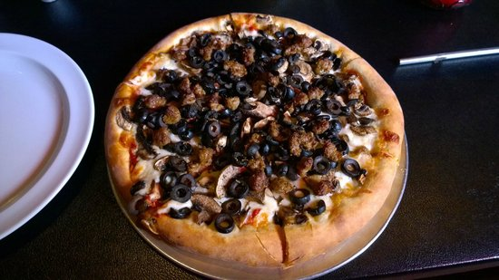 Pizza Picture Of The Pie Pizzeria Takeout Delivery Salt Lake