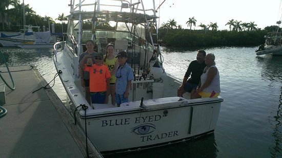 Blue Eyed Trader Private Charters : Blue Eyed Trader
