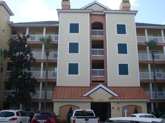 Sheraton Vistana Resort - Lake Buena Vista : Our Building