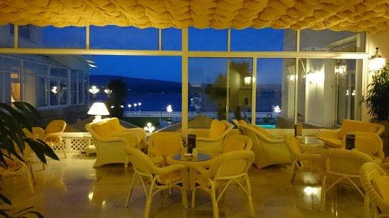 Eurostars Gran Hotel La Toja: Bar Inglés