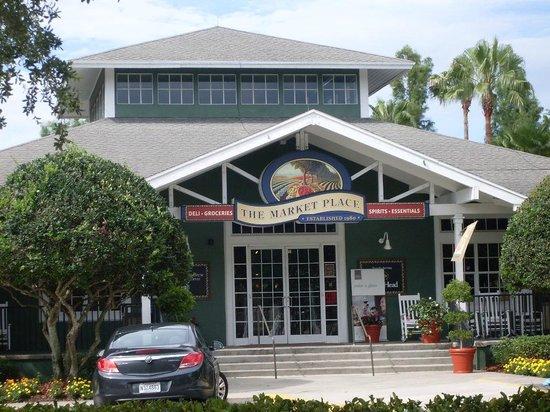 Sheraton Vistana Resort Villas- Lake Buena Vista: Market Place