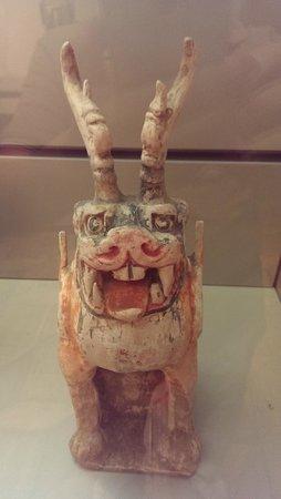MAO - Museo d'Arte Orientale : Statua