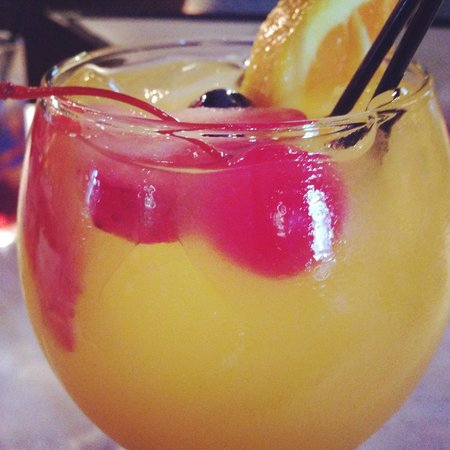 Food For Thought: Sweet, white sangria