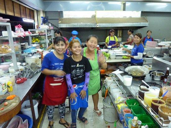 Mit Samui Restaurant: Great staff