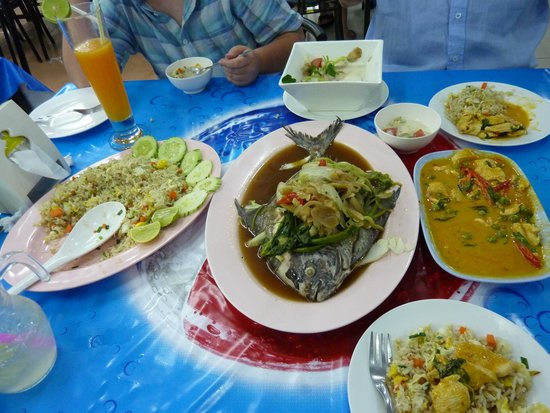 Mit Samui Restaurant: Amazing food