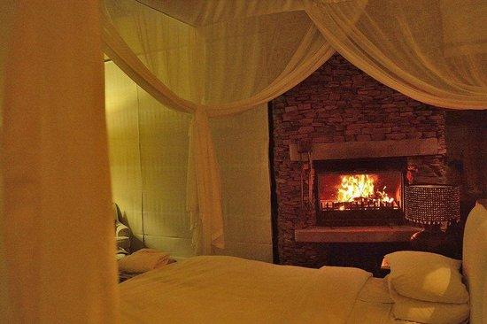 Sanctuary Makanyane Safari Lodge : Suite