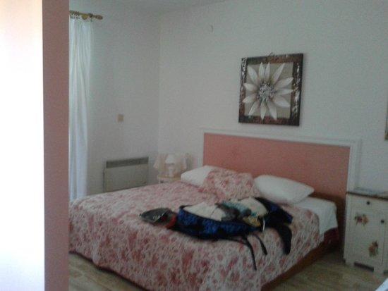 Villa Mandolina Apartments : Dormitorio