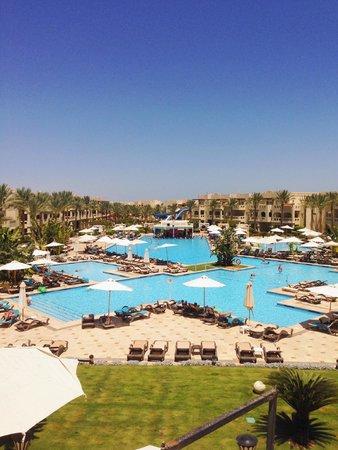 Rixos Sharm El Sheikh : Oasis pool