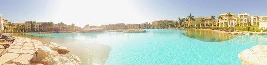 Rixos Sharm El Sheikh: Lagoon pool