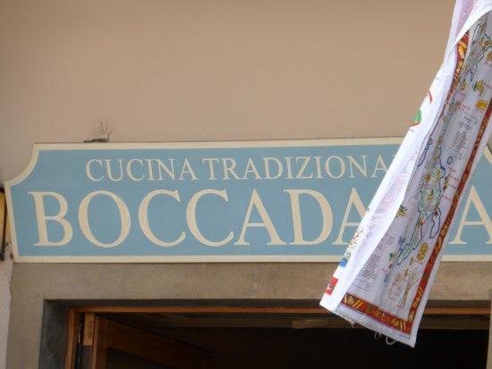 Enoteca Boccadama : Entrance