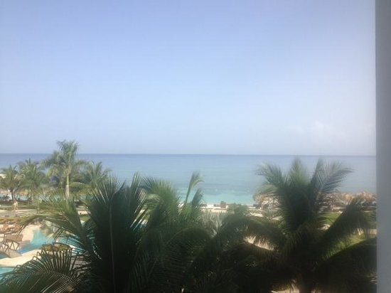 Secrets St. James Montego Bay: View from room